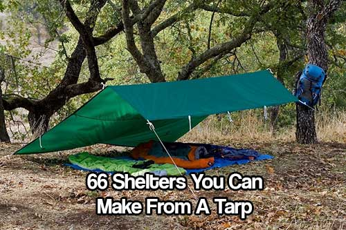 66-Shelters-You-Can-Make-From-A-Tarp