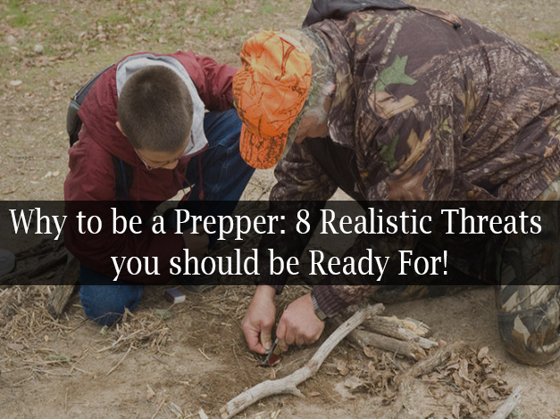 Why to be a Prepper