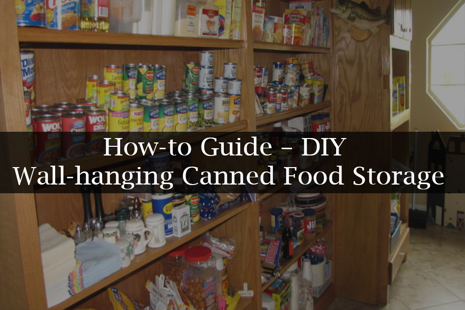 canned storage